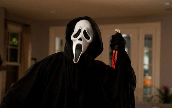 The Scream Mask White Ghostface
