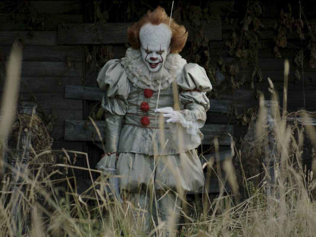 stephen king horror it pennywise