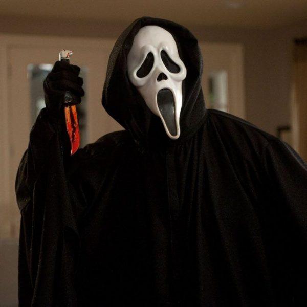 the scream costume